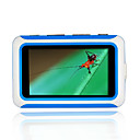 4GB 2.4&quot; TFT Display MP3/MP5 Player Blue (SK-818)