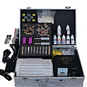 Professional Tattoo Kits Complete Kit With 2 Tattoo Guns