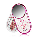 JINPENG A5120 Dual Card 360 Degree Rotate Cell Phone White&amp;Pink(Not For U.S/Canada)
