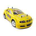1:10 Scale  Winner Pro 4WD Nitro Gas Yellow Super RC Racing Car (YX00141-1)