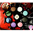 9pcs VOV 9 Colors Eyeshadow