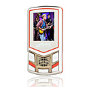 "2GB 1.8 ""speaker elegante MP4/MP3 player (txy005)"