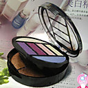 20pcs Qianyue 10 Colors Double Deck Eyeshadow Palette