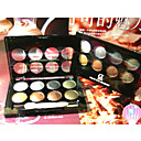 20pcs Alpha 8 Colors Eyeshadow Palette