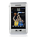 Weibao Q7  Dual Card Touch Screen Cell  Phone White