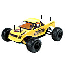1:10 RC Nitro Gas 2-Speed Gearbox GP 18 Engine 4WD RTR Racing Truck (YX00562)