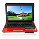 "mini-netbook-laptop 10,2 átomo ""TFT-N270 1.6G-1GB DDR2-160g presentes livre (smq2271)"