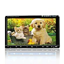 7 inch - Touch Screen - 2 Din In-Dash Car DVD Player With TV Bluetooth GPS Ipod Function - Dual Zone