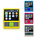 4 GB 3.6-inch MP3 / MP5 Players With Digital Camera / Four Colors / Four Piece Per Package (SZM157)