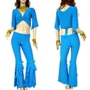 Sexy Belly Dancewear Top Pants Set1122 (LYY003)