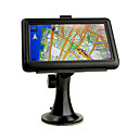 5-inch Portable Car GPS Navigator with Bluetooth function