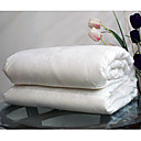 Free Shipping - High Density Jacquard Mulberry Silk Comforter (0600-SCTHB-A)