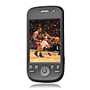 G2 Dual Card Dual Standby Quad Band Cell Phone Black (2GB TF Card)
