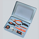 17-pc Picasso Elegant Tool Set with Iron Box (0602-PS-D001)