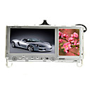 7-inch Sun visor Monitor with USB Port - SD Card Reader (Universally) (SZC1258)