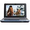 Netbook-Mini Laptop-10.2&quot;TFT-Intel Atom N270 1.6G-1GB DDR2-160G-Wifi-1.3M Webcam(SMQ3100)
