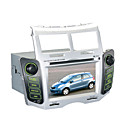 "6 ""digitale touch screen car dvd speler-gps-tv-fm-bluetooth voor toyota yaris 2008-2009"