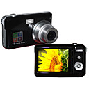 Vivikai - 12 MP Digital Camera with 2.7 Inch TFT LCD Display and 3Optical Zoom