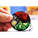 une nourriture exquise pendentif Key Chain Cell Phone Ring (ceg1016)