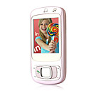 Baoxing K530 JAVA Quad Band Dual Card Bluetooth Dual Camera FM TV Slide Cell Phone Pink (2GB TF Card)(SZ05150534)