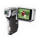 ORDRO DDV-V3 HD720P 11.0MP Enhanced CMOS Digital Camcorder with 2.5-inch LTPS LCD 8X Digital Zoom(SMQ5620)