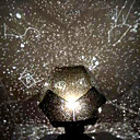 DIY Romantic Galaxy Starry Sky Projector Night Light (2xAA/USB)
