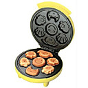 cute eltrica diy lanche sanduche maker pancake maker (ceg1115)