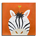 Hand Made Abstract Animal Painting - Free Shipping (0695 -AB-546)
