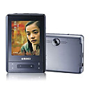 JXD Brand 4GB 2.5 Inch Fashion Design MP5/MP3 Player with Digital Camera (JXD209)