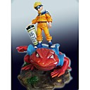 Naruto Frog bunta Hand Painted GK Resin Figure Red (CEG80020)