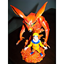 Naruto Uzumaki and Nine-Tailed Demon Fox Hand Painted GK Resin Figure (CEG80017)