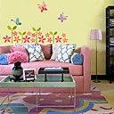 Butterfly Wall Sticker (0752 -P2-28(A))