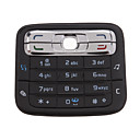 Repair Part Replacement Keypad for Nokia N73 (Black)
