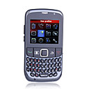 Mini T8520 TV Qwerty Keypad 2.2 Inch Touch Screen with Touch Pad Cell Phone (2GB TF Card)