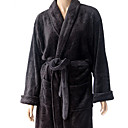 Super Soft Polyester Women's Bath Robe (0763-LT091)