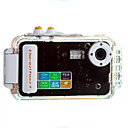 Tekxon Z68 5.0MP CMOS 12MP Enhanced Digital Camera with 2.0 Inch TFT LCD 8X Digital Zoom Waterproof Camera (DCE195)