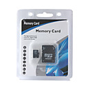 16GB Micro SDHC Memory Card with SD Adapter (CMC001)