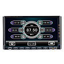 7&quot; Digital Touch Screen 2-Din Car DVD Player With 3D GUI-GPS-TV-IPOD-Bluetooth-CDC-Dual Zone J-7686NG