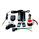 Wireless Intelligent GSM Car Alarm System(GSM850 / 900 / 1800 / 1900)