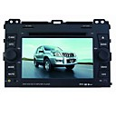 7 pouces TFT LCD numrique pour voiture cran tactile lecteur DVD-GPS-TV-FM-Bluetooth pour la priode 2005-2009 toyota - prado (szc2206)