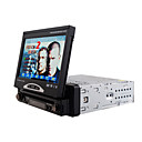 7&quot; Digital Touch Screen 1-Din Car DVD Player-Detachable panel-GPS-Bluetooth-TV-iPod-Radio