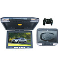11-inch Flip Down Car DVD Player - SHARP Panel - With Game