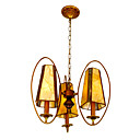 Elegant 3-light Chandelier(0860-D-8102~3)