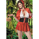 Lovely Little Red Cap / Sexy Costumes  (0804BD032-0728)