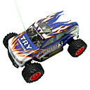 Fast 1:14 RC Car Nitro Gas Off Road 4WD Monster Truck Radio Remote Control Truck Toys (TRY Blue)(YX00140TRYB)