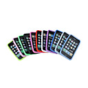 caisse de silicium pour iPhone 3G/3GS 11 couleurs 11 pices par paquet (kly124)