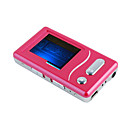 2GB MP3 Player con display OLED e speaker, di colore rosa (hf158)
