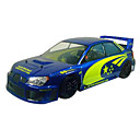 1/5th 4WD Scale 26cc Gasoline On Road Car Blue (TPGC-0552B)