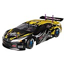 1/10th Scale 4WD Nitro Powered On-Road Racing Car Yellow (TPGC-1083UY)