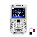 Whiteberry - Quadband Dual SIM Cell Phone with 2.4 Inch Touchscreen + WiFi